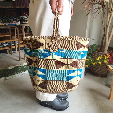 RECTANGLE : Sisal Basket_a0234452_18221782.jpg