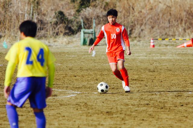 プレイバック【U-14 練習試合】vs 仙台中田、アビーカ米沢 February 5, 2017_c0365198_16220962.jpg