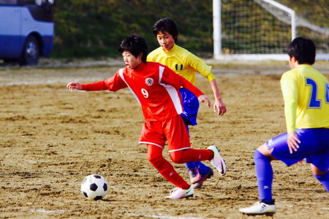 プレイバック【U-14 練習試合】vs 仙台中田、アビーカ米沢 February 5, 2017_c0365198_16220985.jpg