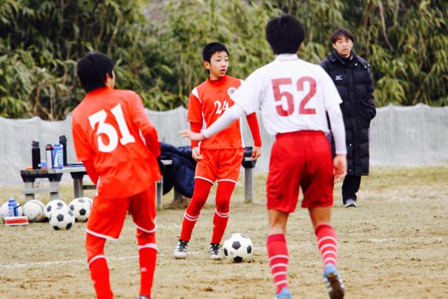 プレイバック【U-14 練習試合】vs 仙台中田、アビーカ米沢 February 5, 2017_c0365198_16221647.jpg