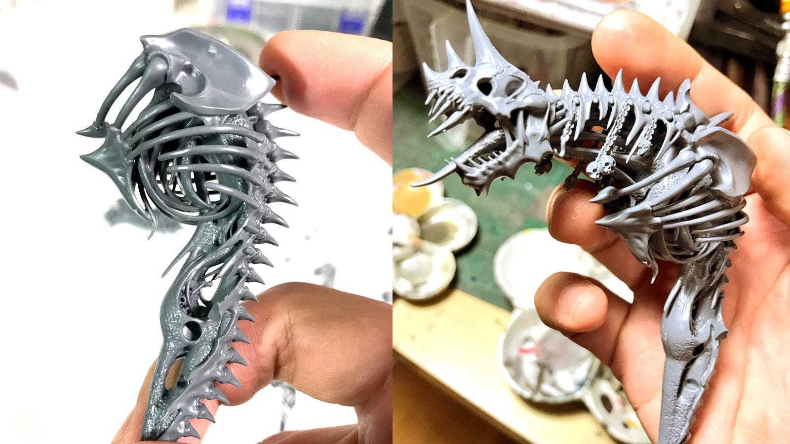 キミは腐ったドラゴンのプラモデルを組んだことがあるか(前編)_b0029315_23335682.jpg