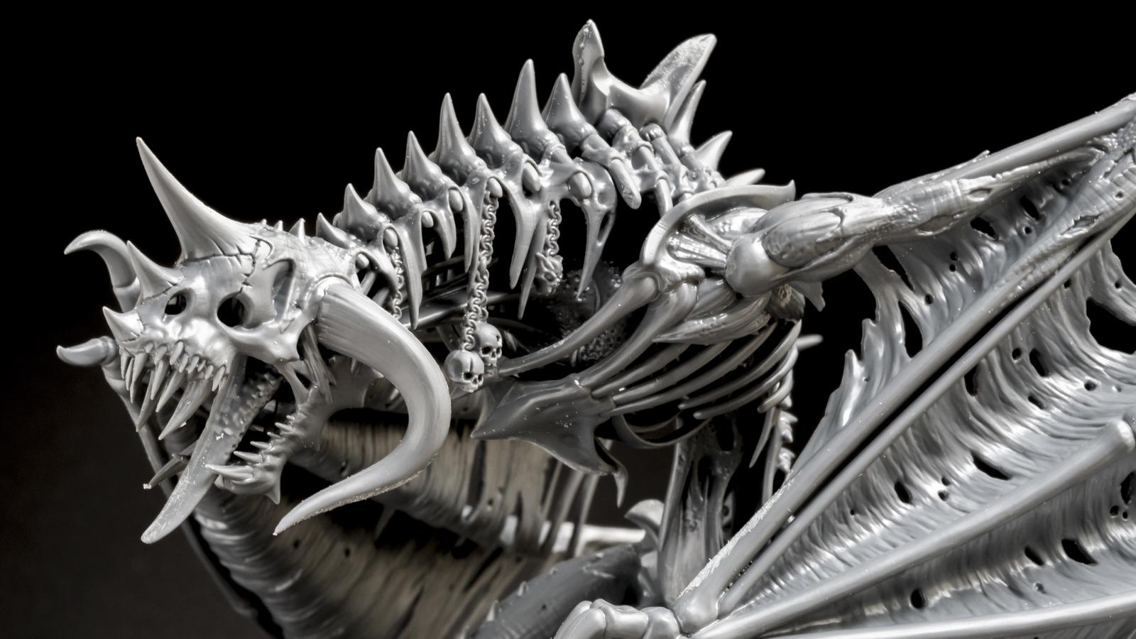 キミは腐ったドラゴンのプラモデルを組んだことがあるか(前編)_b0029315_23384941.jpg