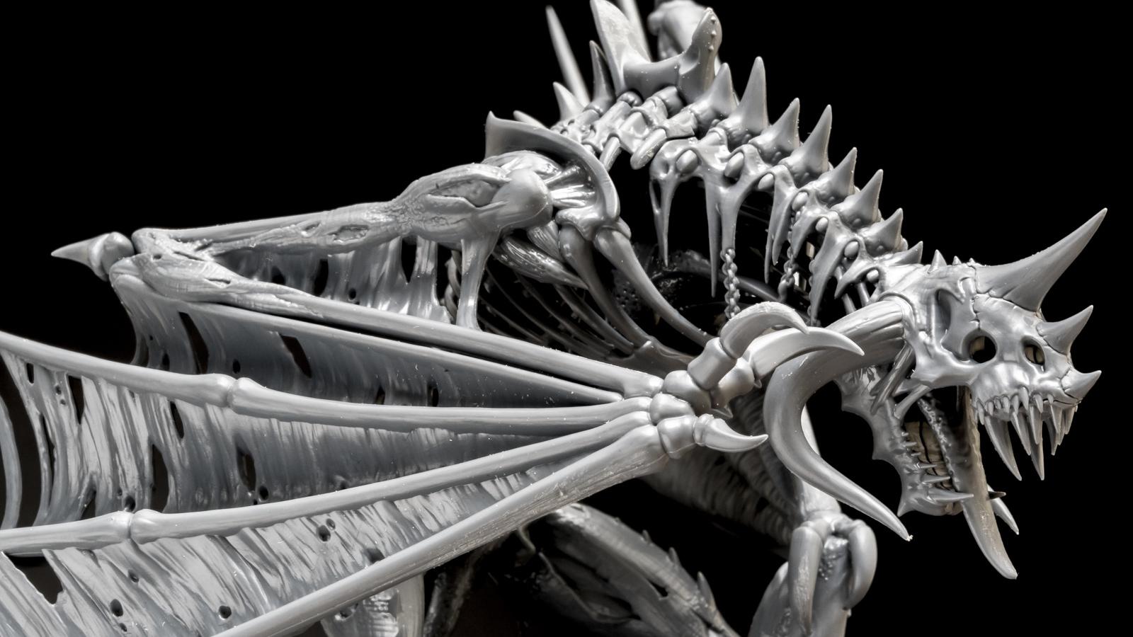 キミは腐ったドラゴンのプラモデルを組んだことがあるか(前編)_b0029315_23395167.jpg