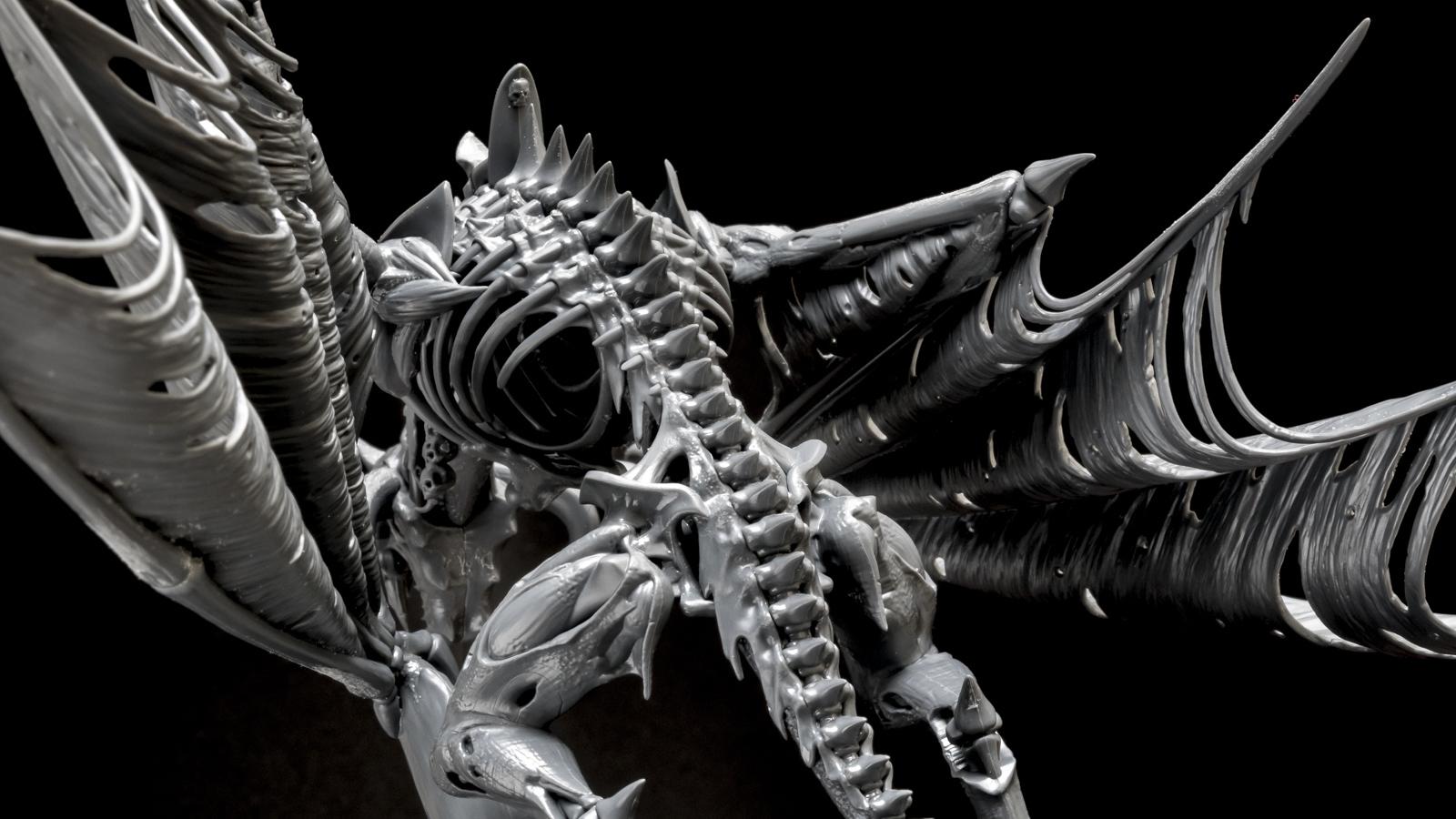 キミは腐ったドラゴンのプラモデルを組んだことがあるか(前編)_b0029315_23410528.jpg