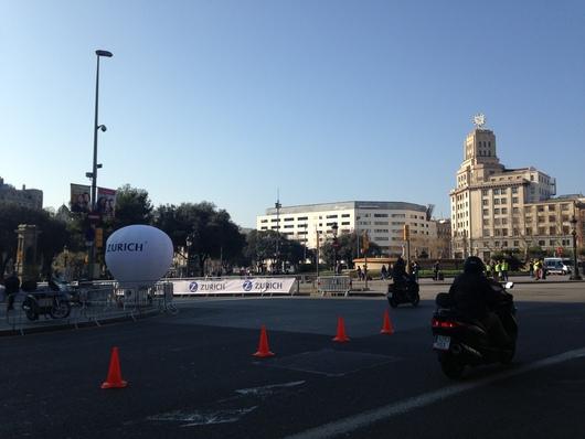バルセロナマラソンへ☆ Day 2~マラソン大会_e0303431_1851614.jpg