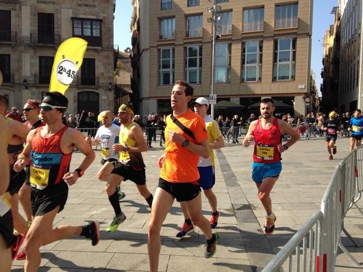 バルセロナマラソンへ☆ Day 2~マラソン大会_e0303431_18593844.jpg