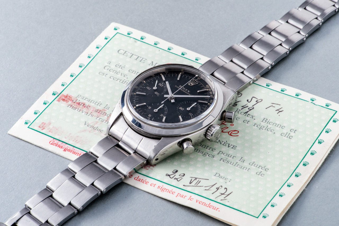 quality design 37887 e4d84 ロレックス Ref. 6238 プレデイトナ : 5W - www.fivew.jp