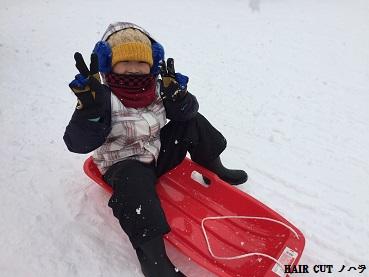 雪遊び_e0145332_9462925.jpg