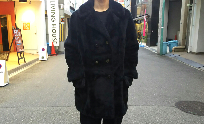 「 FAKE FUR COAT ×3 」_c0078333_17332815.jpg