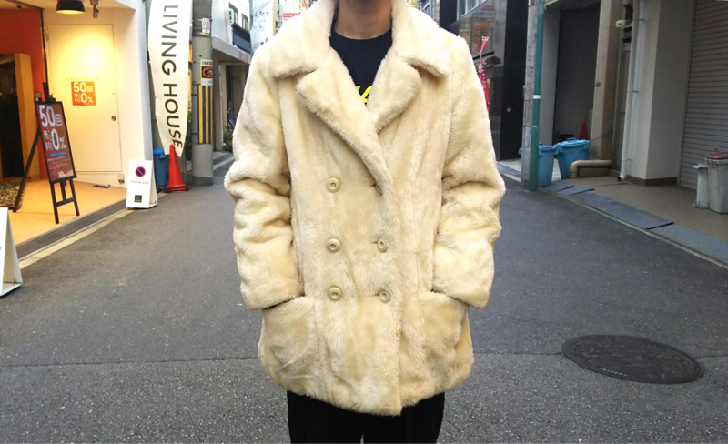 「 FAKE FUR COAT ×3 」_c0078333_17332853.jpg
