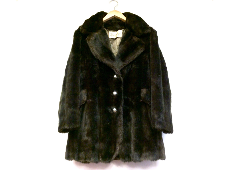「 FAKE FUR COAT ×3 」_c0078333_20164630.jpg