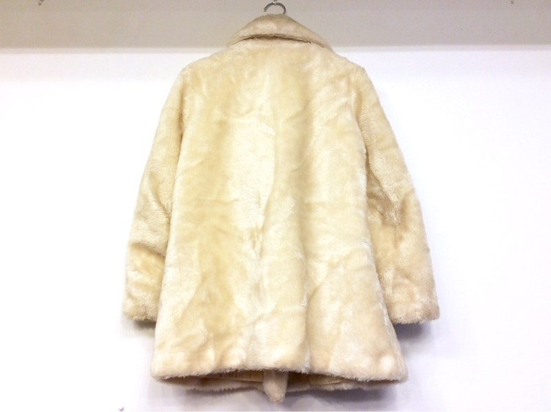 「 FAKE FUR COAT ×3 」_c0078333_20164659.jpg