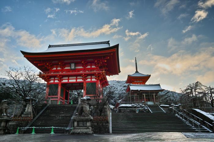 京都    1/16 清水寺  雪景色_f0021869_23250298.jpg
