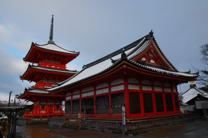 京都    1/16 清水寺  雪景色_f0021869_23401794.jpg