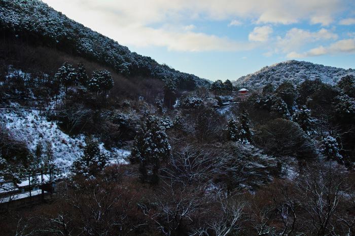 京都    1/16 清水寺  雪景色_f0021869_23405908.jpg