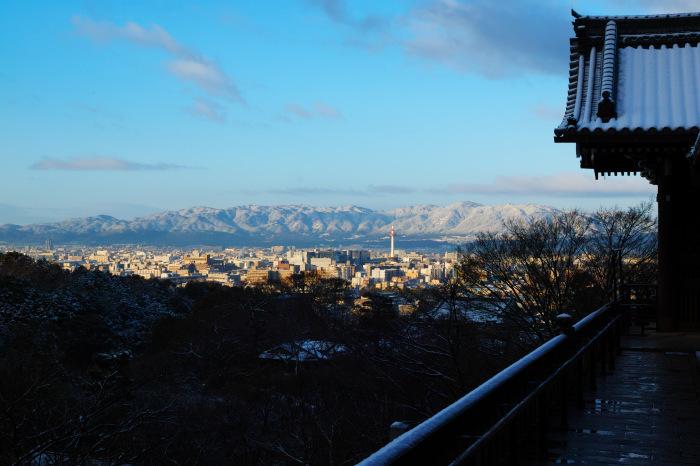 京都    1/16 清水寺  雪景色_f0021869_23414474.jpg