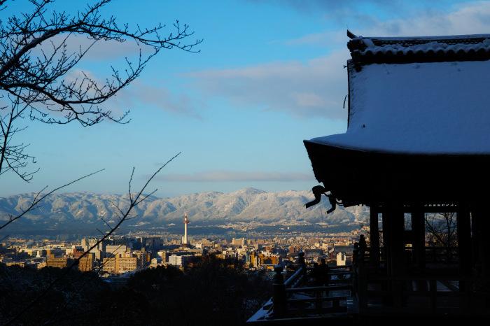 京都    1/16 清水寺  雪景色_f0021869_23432449.jpg