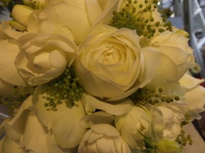 オークリーフ花の教室(佳世子さんの作品)_f0049672_15575635.jpg