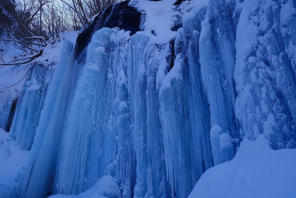 白老の氷瀑見物、2017.2.5-山北沢の滝編-_f0138096_15442270.jpg
