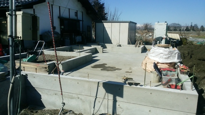 工事の進捗状況_e0180332_18085030.jpg