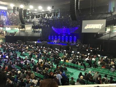 2017年 2月6日 ジャーニー at 武道館 行ってきました! よかった!_b0177242_11513576.jpg