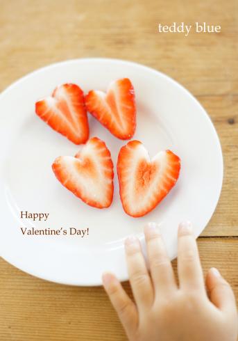 heart of strawberries & chocolate  イチゴ♡チョコレート_e0253364_23014793.jpg