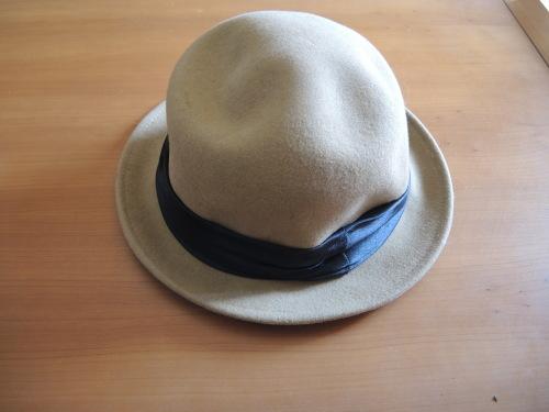 苦手な帽子を得意に_f0378589_15354199.jpg