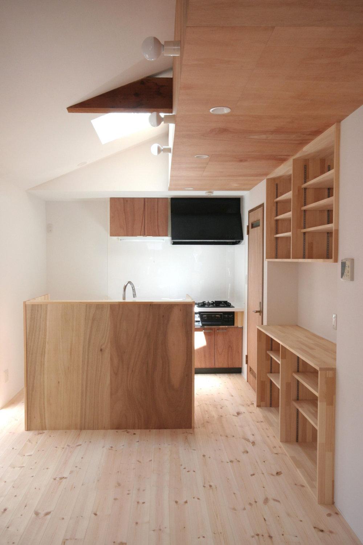 造り付けキッチン_b0349892_09264473.jpg