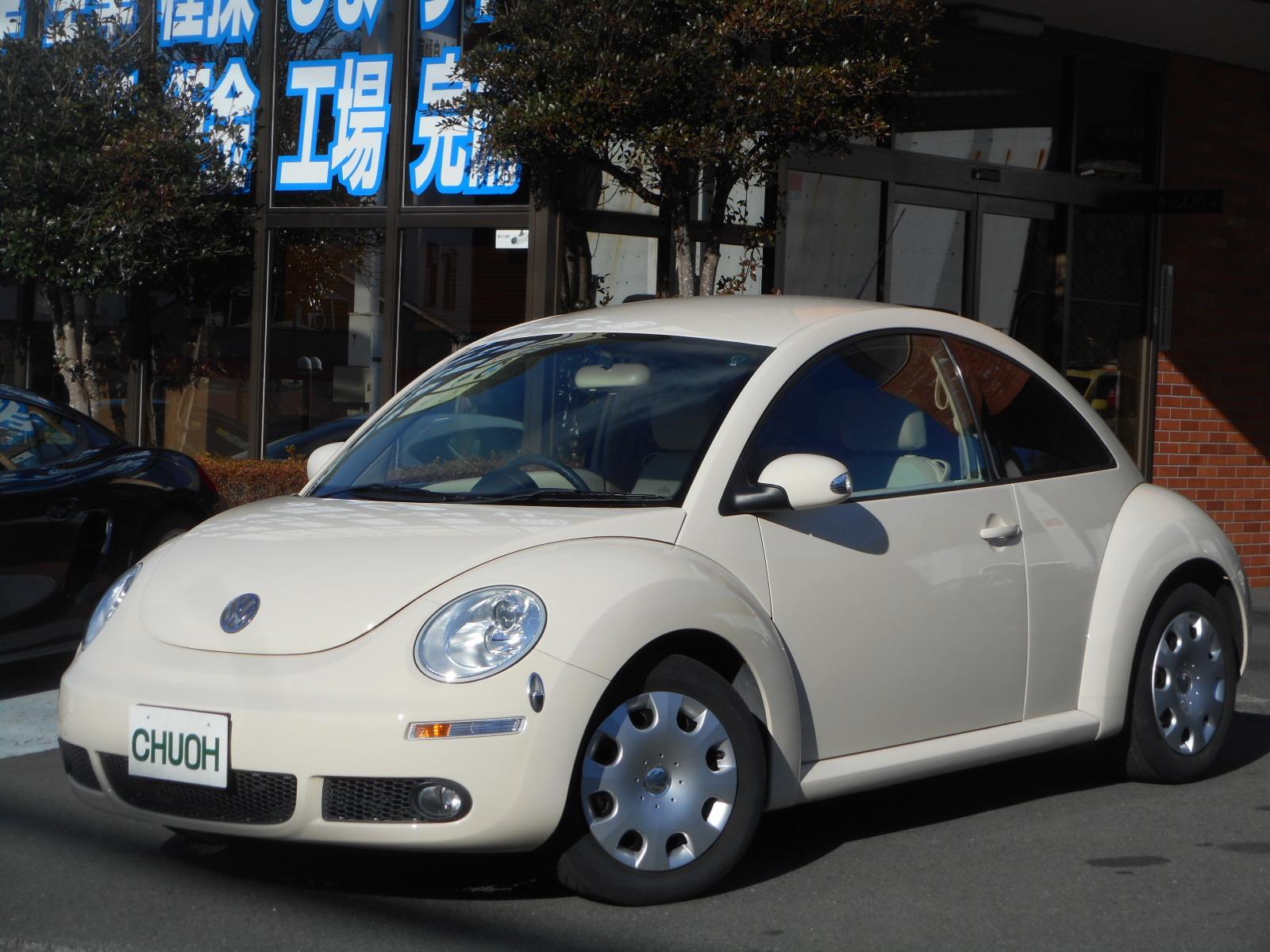 広告掲載車ニュービートルクレム_c0267693_15495063.jpg
