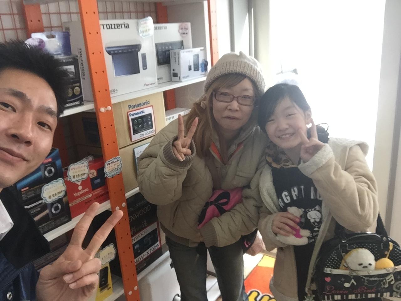 2月9日(木)トミーアウトレット♪グッチーブログ☆エスティマK様ご成約!!ルークスY様納車!!新在続々入荷!!_b0127002_20253710.jpg