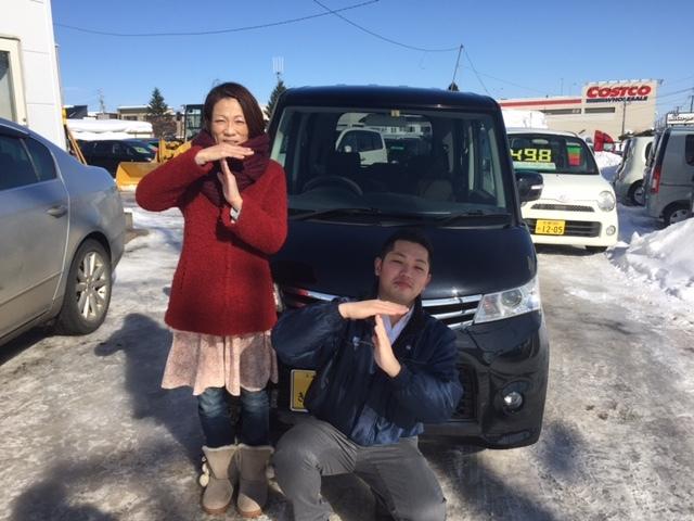 2月9日(木)トミーアウトレット♪グッチーブログ☆エスティマK様ご成約!!ルークスY様納車!!新在続々入荷!!_b0127002_21000710.jpg