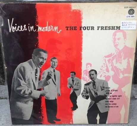 🎵record 2#the four freshmen_f0144612_16142815.jpg