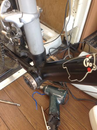 【チャリ】クロスバイクでシクロクロスはできるのか?【準備編】_a0293131_13050501.jpg
