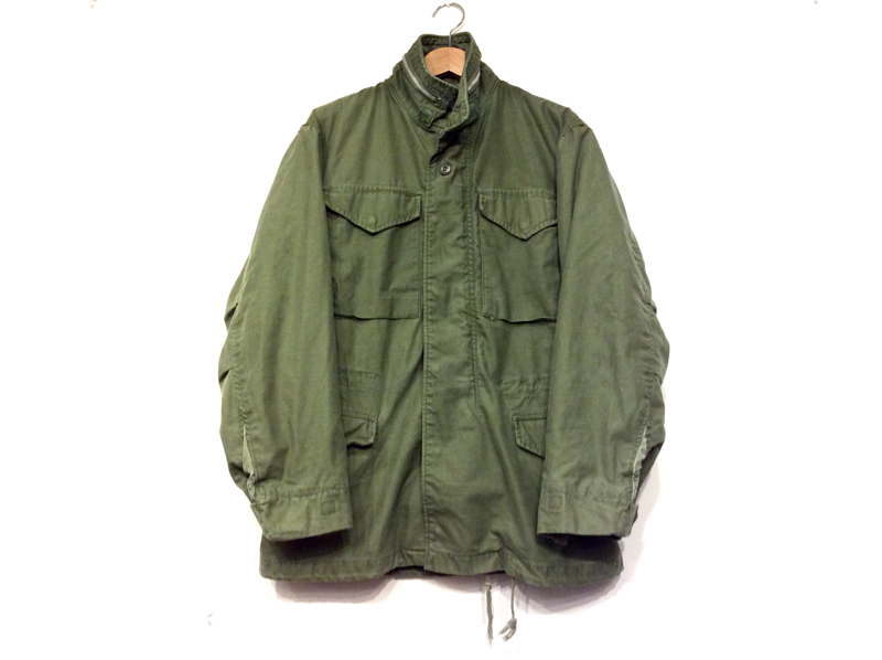 「 REMAKE M-65 FIELD JACKET×3 」_c0078333_20213304.jpg