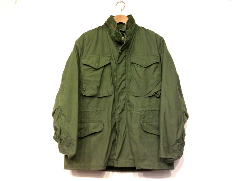「 REMAKE M-65 FIELD JACKET×3 」_c0078333_20233876.jpg