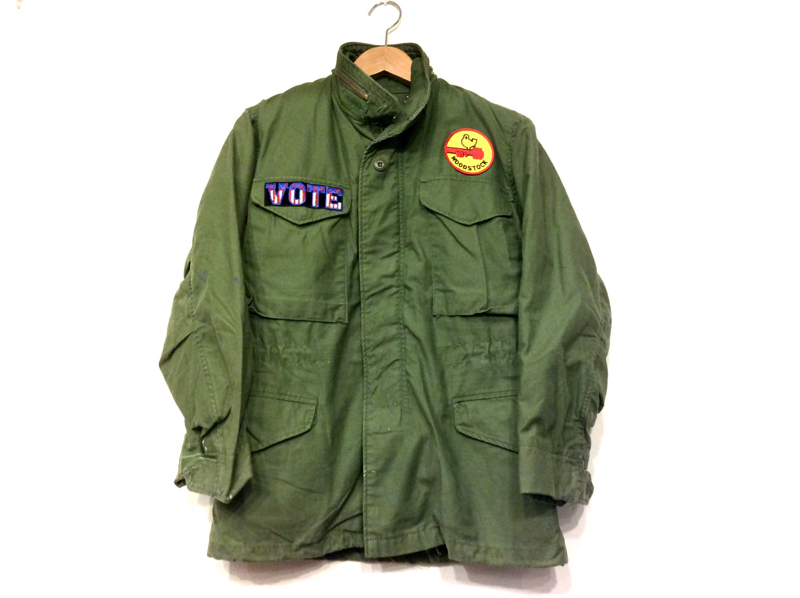 「 REMAKE M-65 FIELD JACKET×3 」_c0078333_20234014.jpg