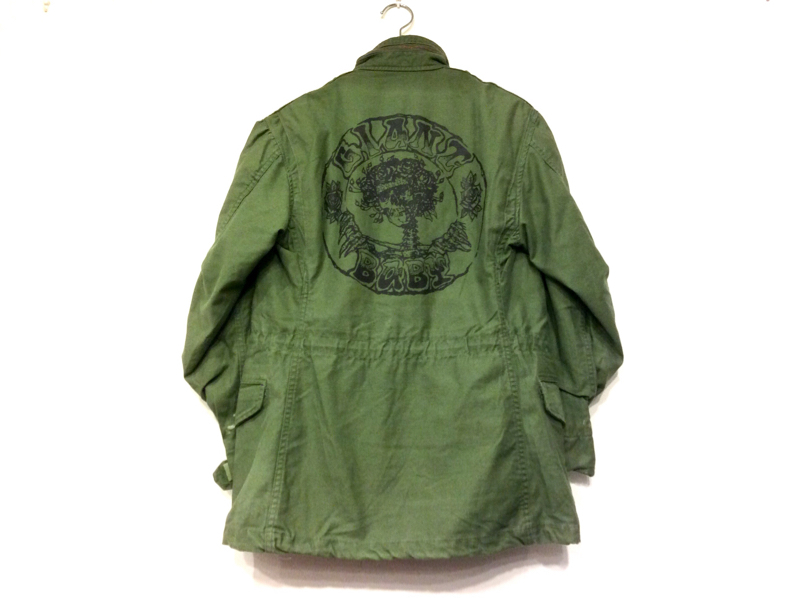 「 REMAKE M-65 FIELD JACKET×3 」_c0078333_20234073.jpg