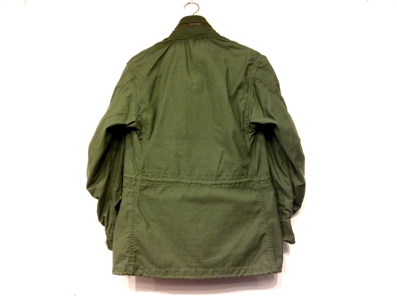 「 REMAKE M-65 FIELD JACKET×3 」_c0078333_21153205.jpg