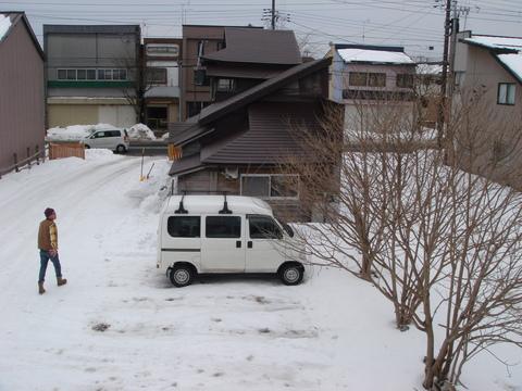 除雪 &_b0207642_13343474.jpg