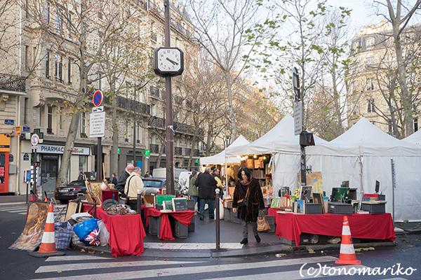 パリの週末蚤の市さんぽ_c0024345_08145588.jpg