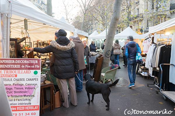 パリの週末蚤の市さんぽ_c0024345_08145602.jpg