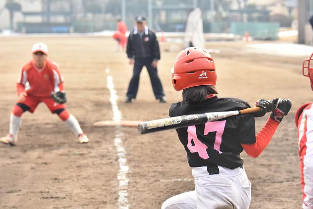 栃木選抜VS大田原女子_b0249247_2361429.jpg