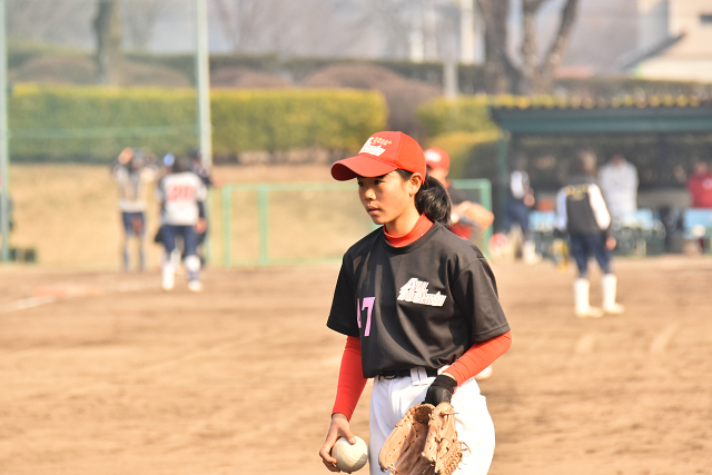 栃木選抜VS大田原女子_b0249247_237154.jpg