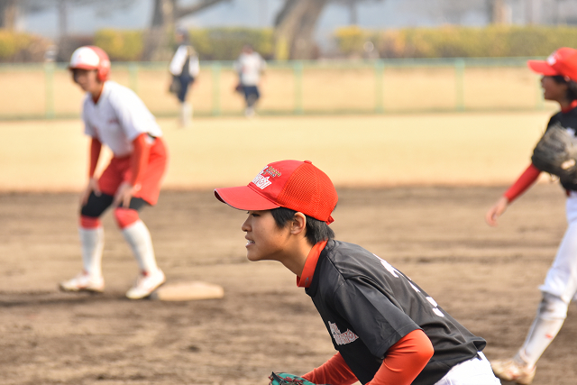 栃木選抜VS大田原女子_b0249247_237284.jpg