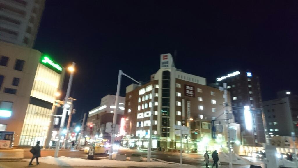 函館駅前のイルミネーション_b0106766_21075943.jpg