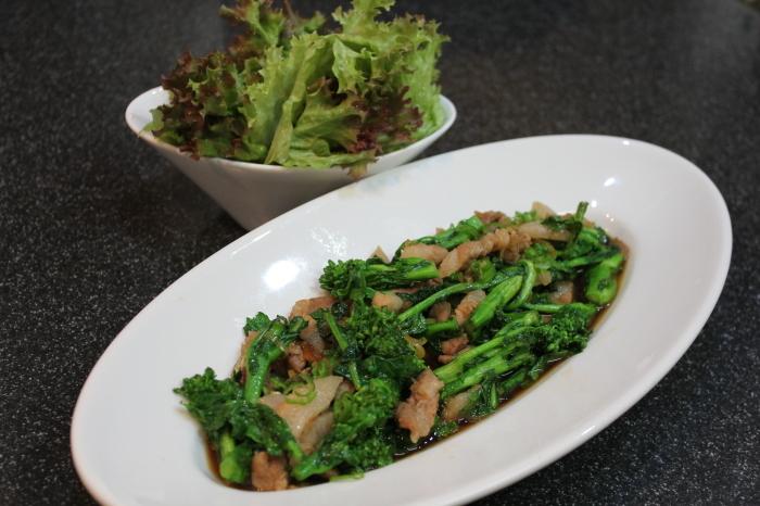 豚キムチと豆腐の炒め煮、豆腐トゥルチギ_a0223786_12575849.jpg