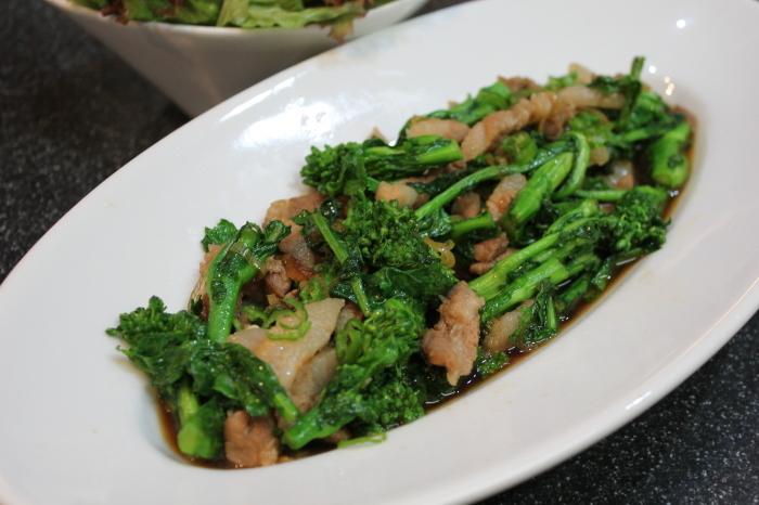 豚キムチと豆腐の炒め煮、豆腐トゥルチギ_a0223786_12580124.jpg