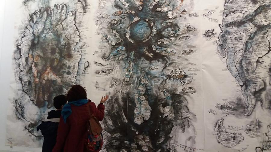 プラート、ペッチ美術館「世界の終焉」展  _f0106597_17242475.jpg