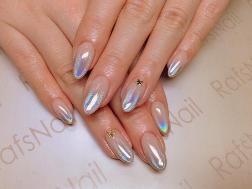 new nail( *´艸`)_c0294909_17251260.jpg