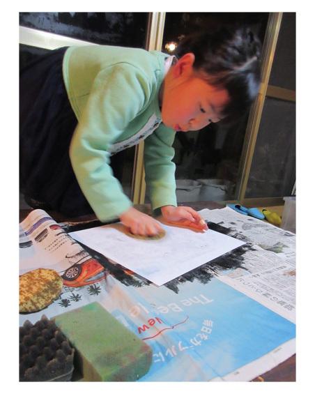 みんなで一冊のカレンダー・比良 小学生クラス_f0211514_22223999.jpg